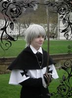 APH - Priest Prussia by Prussiya