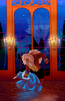 Beauty and the Beast by DoctorGlasgow
