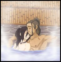 Tokka: Hot Spring by ThePhoebster