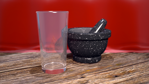 Mortar and Pestle Remake by TheBigDaveC