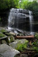 Slick Rock Falls 2013-07-11 15 by skydancer-stock