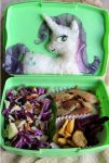 MLP: Rarity Bento by mindfire3927