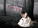 My Bleeding Heart by ChrissieCool