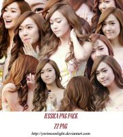 Jessica SNSD Render Pack by YeRimoonlight
