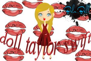 Doll Taylor Swift by belubelll