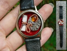 H.G. Wells Watch by magpie-poet