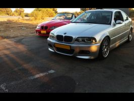 BMW by sunset-drive