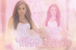 Miss Lovato by Tiinkerbellx3