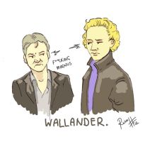 Wallander. by Ricochet-X