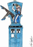 Lady Of The TARDIS 2 by Koshka-Stuff
