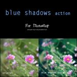 Blue shadows action by stardixa-resources
