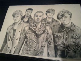 The Wanted by adzbell