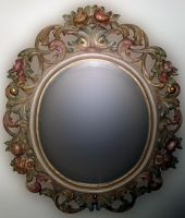 Mirror.Frame by florre-stock