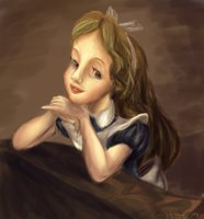 Alice by dalmatianluver