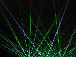 Lasers by boxofslavery