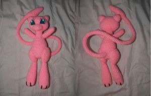 Mew by Crittercre8r
