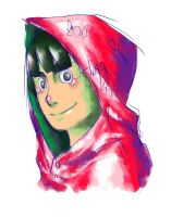 Hoodie Person 42 by Akagumo