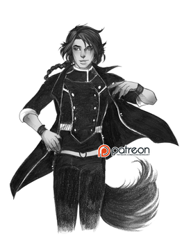 Request: Renard by sionra