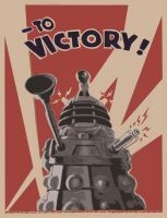 To Victory by Wilkenart