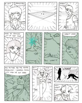 Legend of the Tree Dwellers Page 789 by Banquo0