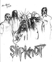 slipknot 2 by skullspikes