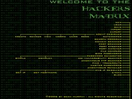 Hacker's Matrix by archaeobibliologist