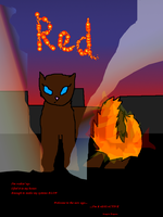 RED cover by TheFeilineDragojn