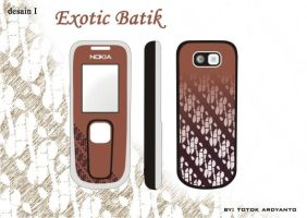 exotic batik by karyadaridesa