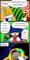 [4-Koma] Gifts From Everyone by Baitong9194