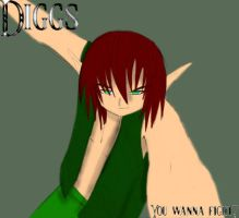 Diggs The Awesome by ScootWHOOKOS