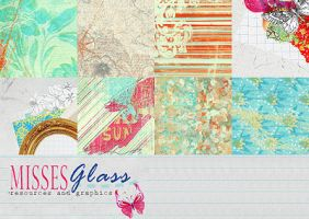 25 100x100 textures - S17 by Missesglass