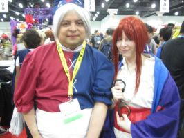 Anime Expo 2012 Eirin and Kotohime by jay421501
