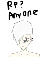 Tokyo Ghoul OC: OLD by BishieDream
