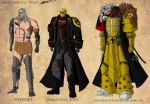 Astartes Wardrobe by VangarShriek