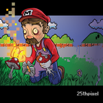 Marios Trip by 25thPixel