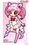 Sailor Moon Super S - Sailor Chibimoon by Akage-no-Hime