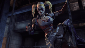 Harley Quinn by ProfessorPwnage