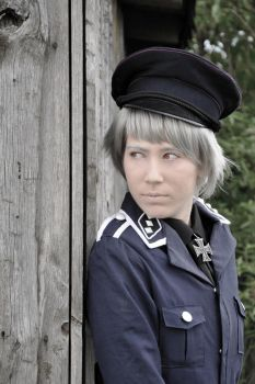 Hetalia: Prussia - Beobachtung der Feindes I by anchen-chan