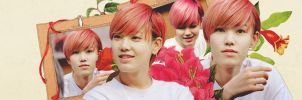 happy birthday choi junhong by KenCrazy