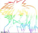 :KH2: Sora and Kairi ::Kiss:: by Sora-x-Kairi-Club