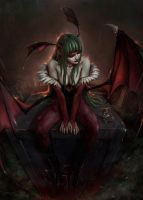 Morrigan by DarkTone408