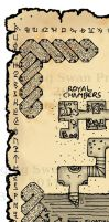 Border detail from Chasm Mine map by billiambabble
