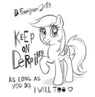 Keep on Derping by DrForeigner