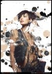 Splatter Woman by gothic2006
