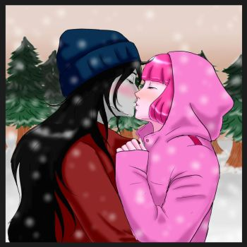 Winter Kiss by artistic18