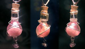Magic Vial - Candy Fairy by Izile