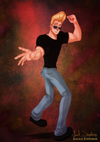 Disney Halloween: John Smith by IsaiahStephens