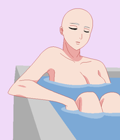 BASE 135 - Nice, relaxing bath by Rainfall-Bases