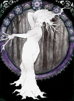 Dryad by Orhasket