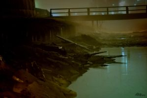 Cold creek by DhxFoto